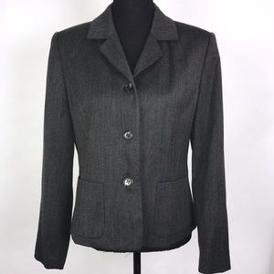 Talbots Woman's Blazer Career Professional Sz 8